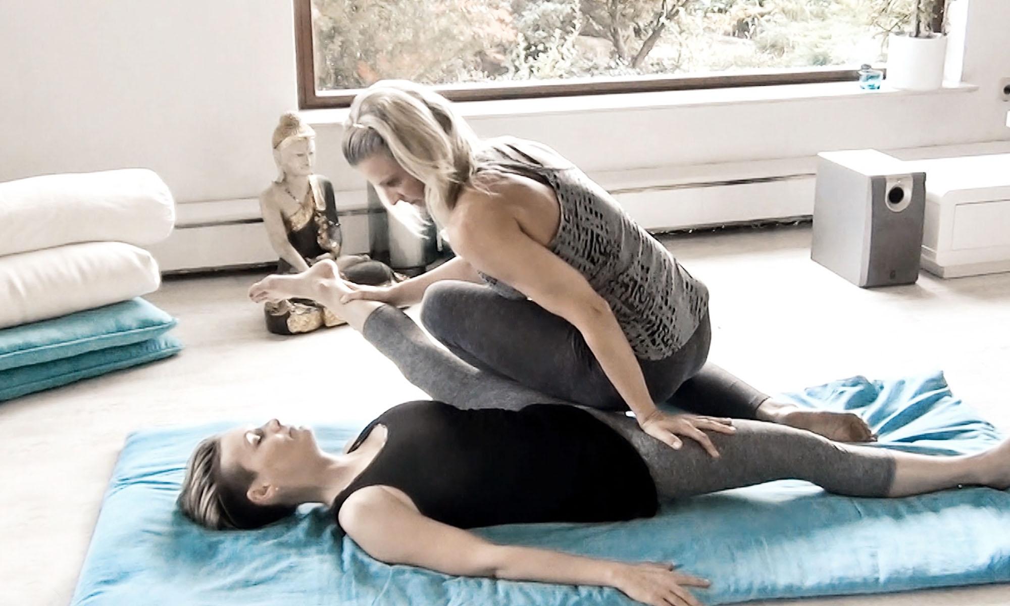 Passives Yin - Yin Yoga WIen - Yin Yoga Baden