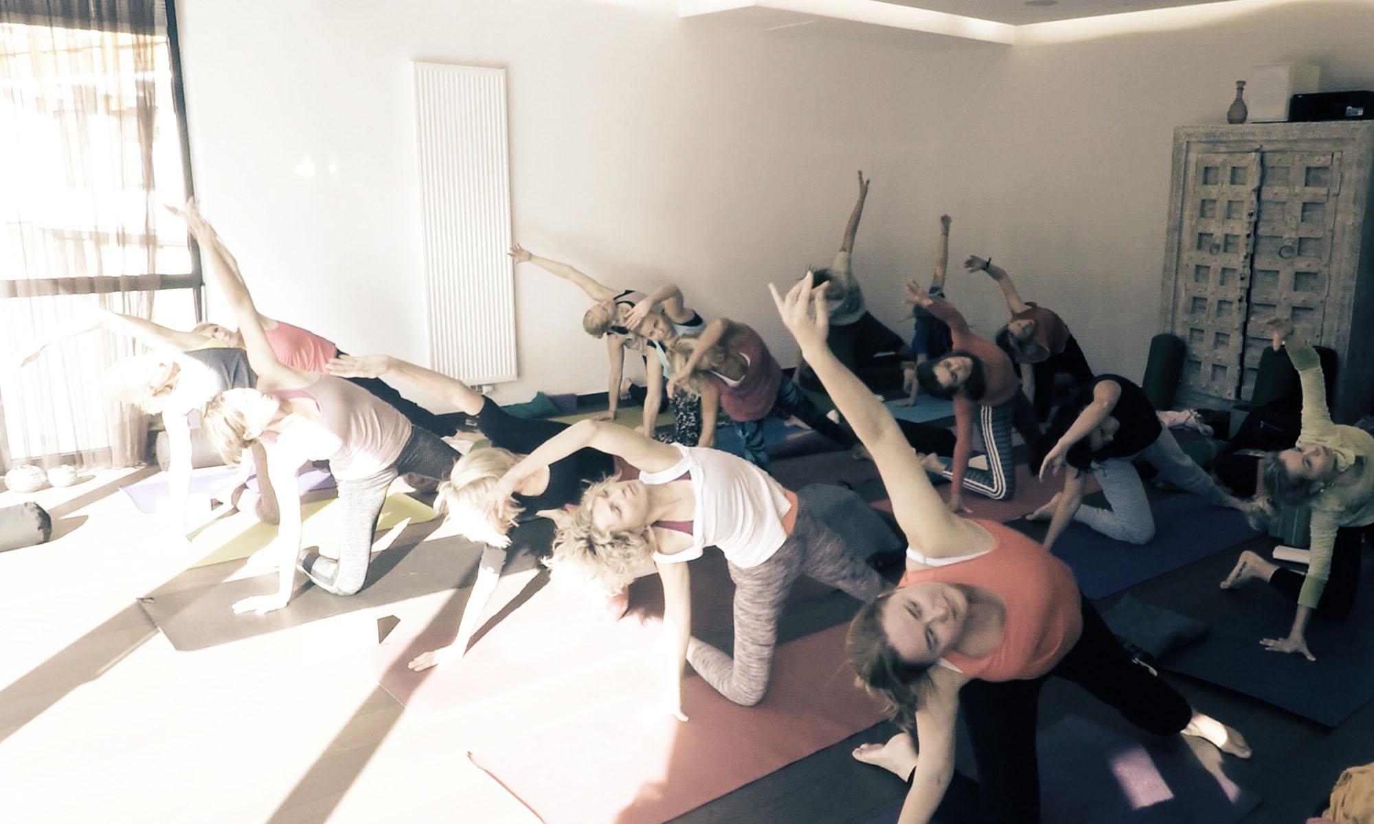 Yin Yoga Klassen