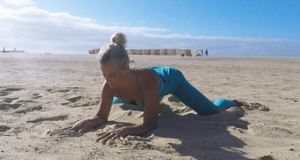 Yin Yoga Klassen Baden 1