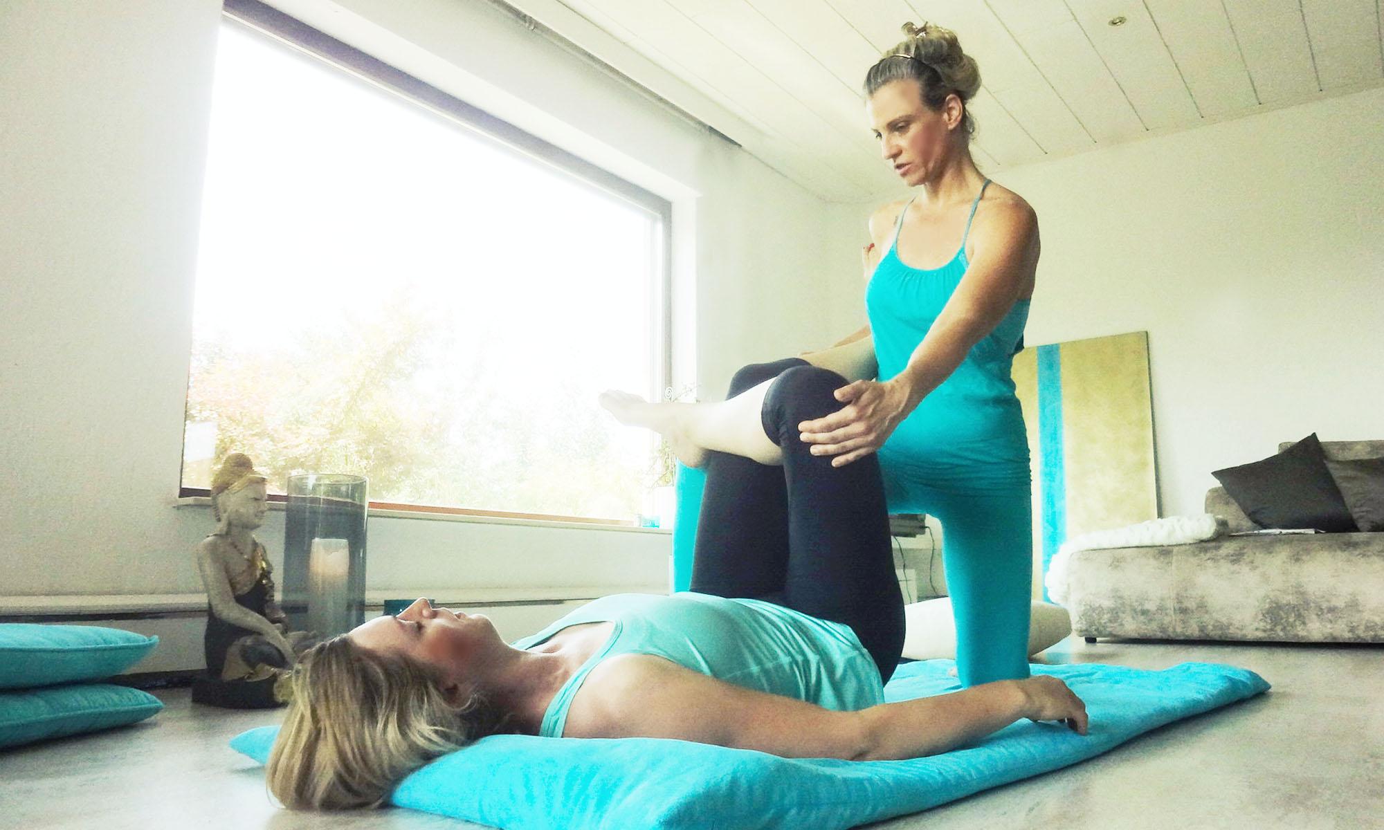 Faszien Entspannung Passives Yin - Yin Yoga Wien - Yoga Baden