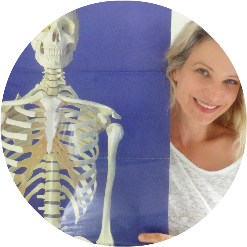 YIN YOGA WIEN Anatomie- YOGA BADEN